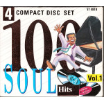 100 Soul Hits Vol. 1 ( 4 cd Box )