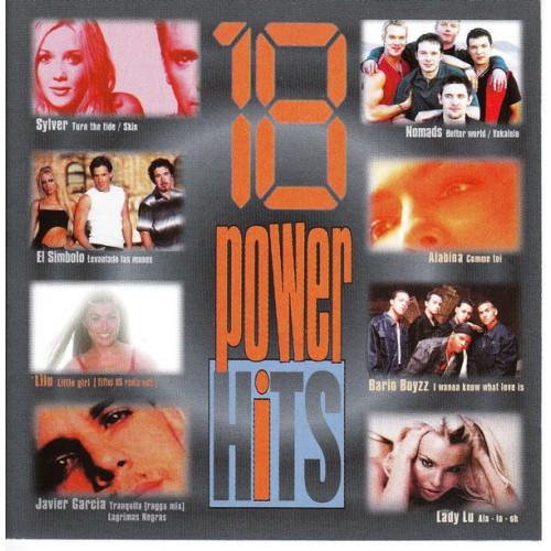 18 Power Hits 2001 - ( Legend )