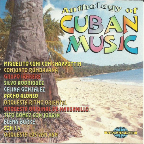 CUBAN MUSIC ANTHOLOGY