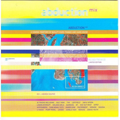 Abduction Mix ( Solidstate ) 1996 ( 2 cd )