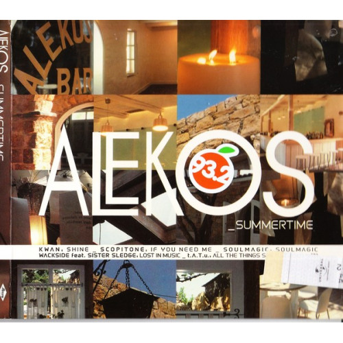 Alekos Bar Summertime ( Mercure )