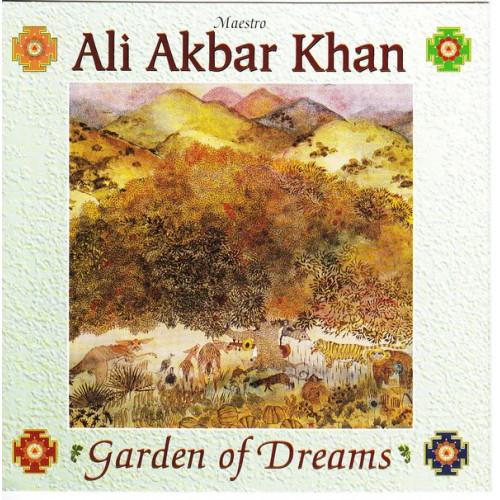 Ali Akbar Khan - Garden - Garden of Dreams