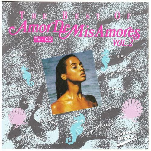 Amor De Mis Amores No 2 - The Best of