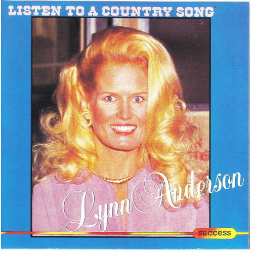 Anderson Lynn - Listen to a country song ( Success Records )