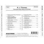 B.J Thomas - Raindrops keep failling on my heard ( Success Records )