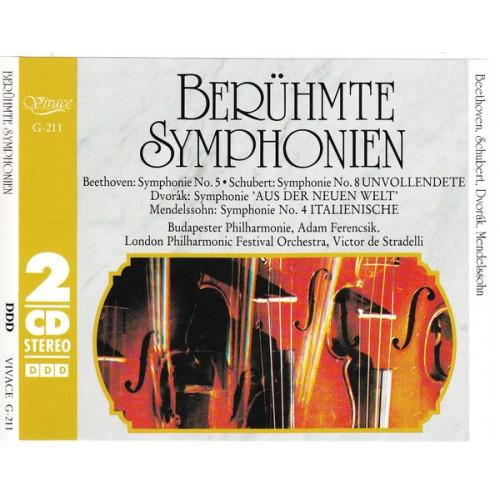 Beruhmte Symphonien ( 2 cd )