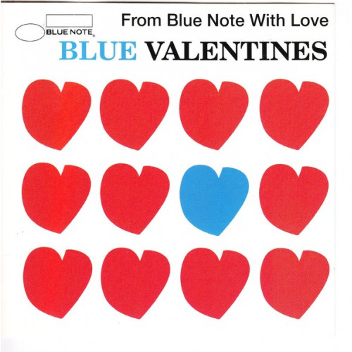Blue Valentines from Blue note with love