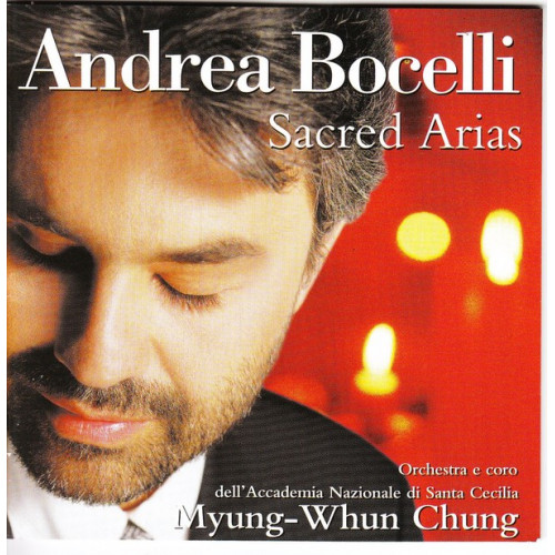 Bocelli Andrea - Sacred Arias ( Myung - Whun Chung )