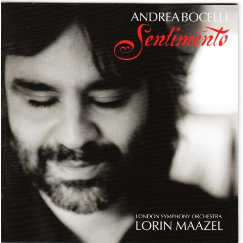 Bocelli Andrea - Sentimento - London symphony orchestra Lorin Maazel
