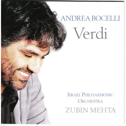 Bocelli Andrea - Verdi - Israel Philarmonic Orchestra - Zubin Mehta
