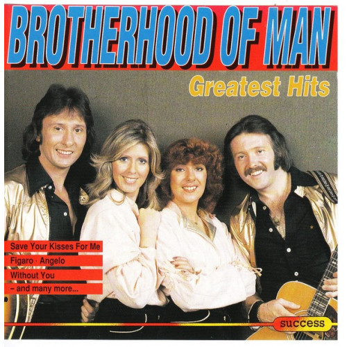Brotherhood of man - Greatest hits ( Succes Records )