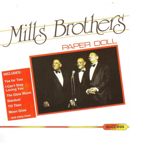 Brothers Mills - Paper Doll ( Success Records )