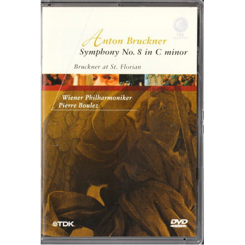 DVD - Bruckner Anton - Symphony No 8 in C minor - Pierre boulez