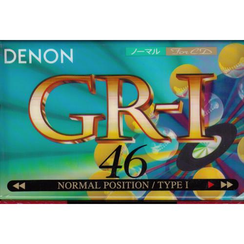 ΚΑΣΣΕΤΑ DENON -  GR-I- Normal position/type I- 46ρα