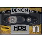 ΚΑΣΣΕΤΑ DENON -  HD 8 - Digital master High bias/type II - 100ρα