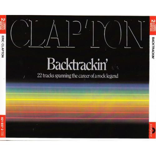 CLAPTON ERIC - BACKTRACKIN