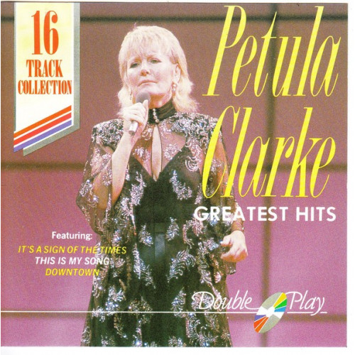 Clark Petula - greatest hits ( Double Play Records )