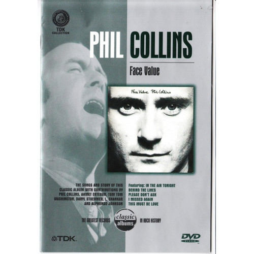 DVD - Collins Phil - Face Value