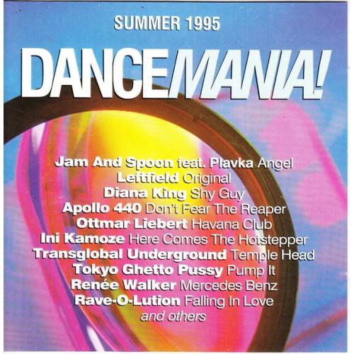 Dancemania! ( Columbia Sony ) - Summer 1995