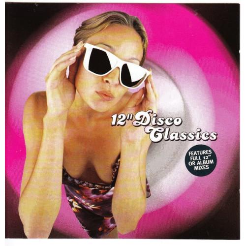 Disco 12'' Classics - Various ( 2 cd )