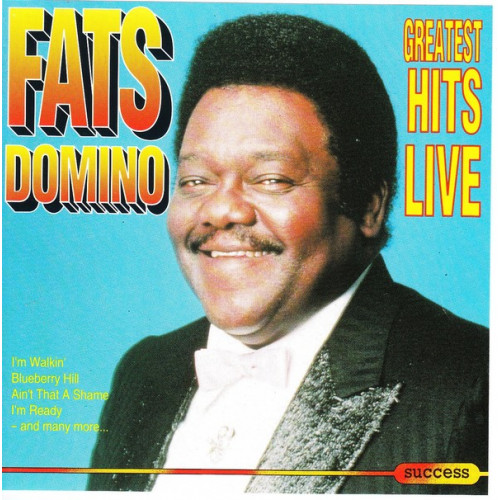 Domino Fats - Greatest hits Live ( Success Records )