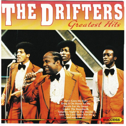 Drifters - Greatest hits ( Success Records )