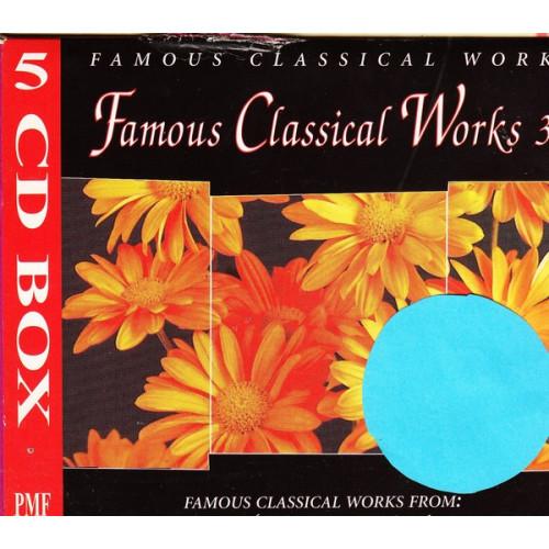 Famous Classical Works 3 - Debussy - Dvorak - Liszt - Grieg ( Box 5 cd )
