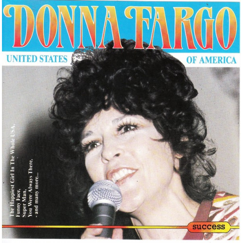 Fargo Donna - United states of America ( Success Records )