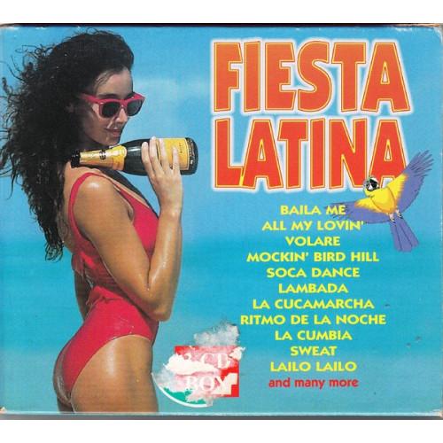 Fiesta Latina ( 3 cd )