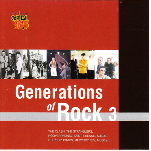Generations of Rock 3