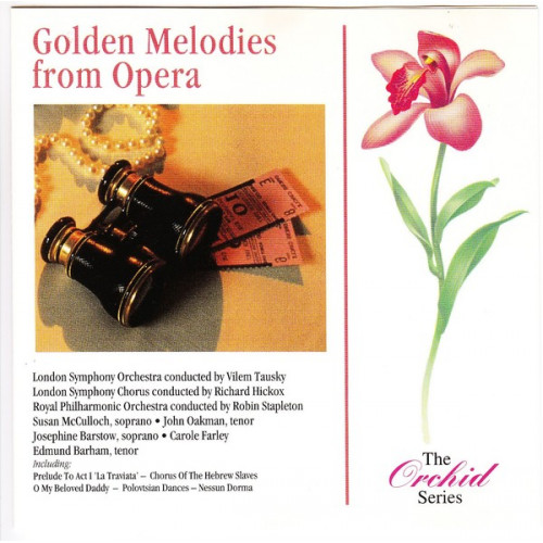 Golden Melodies from Opera - Various ( Crehid Series )