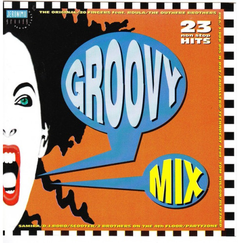 Groovy Mix - 23 Non Stop Hits ( FM Records )