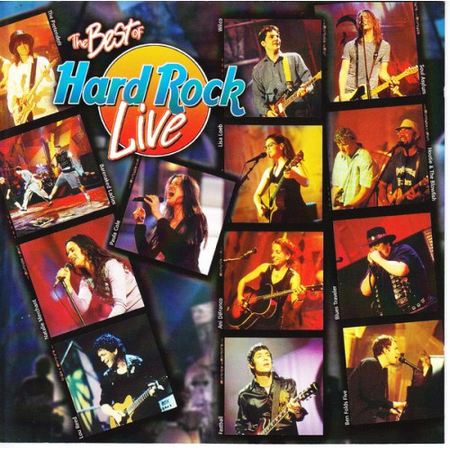 Hard Rock the best of Live