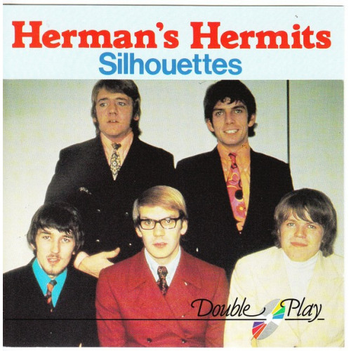Herman s Hermits - Silhouettes ( Double play Records )