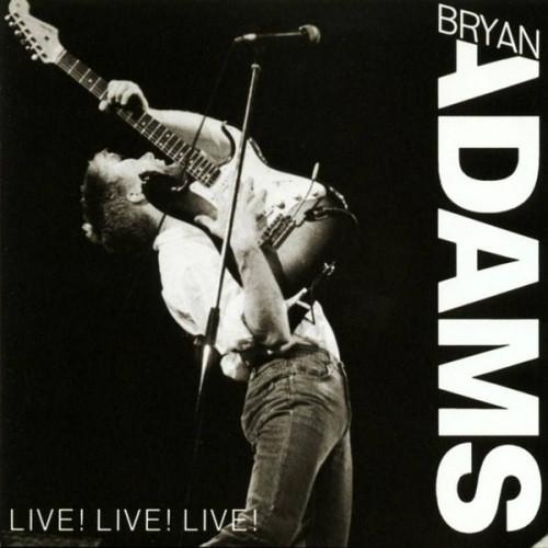 Adams Bryan - Live! Live! Live!