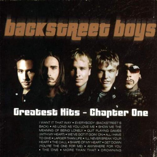 Backstreet Boys - Greatest Hits Chapter One