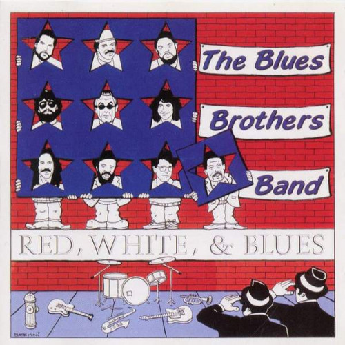 Blues Brothers Band,The - Red, White & Blues