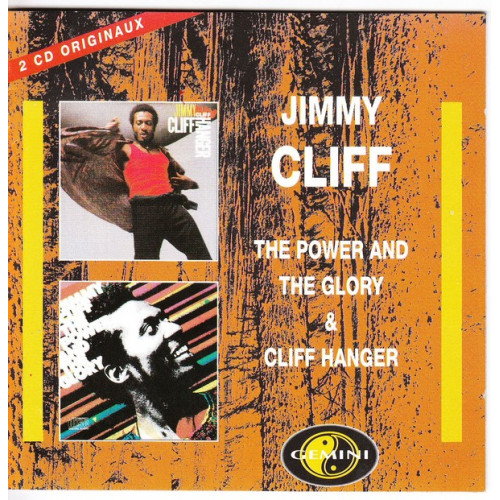 Cliff Jimmy - The Power And The Glory / Cliff Hanger ( 2 cd )