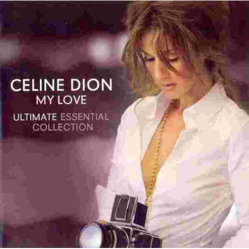 Dion Celine - My Love, Ultimate Essential Collection ( 2 cd )