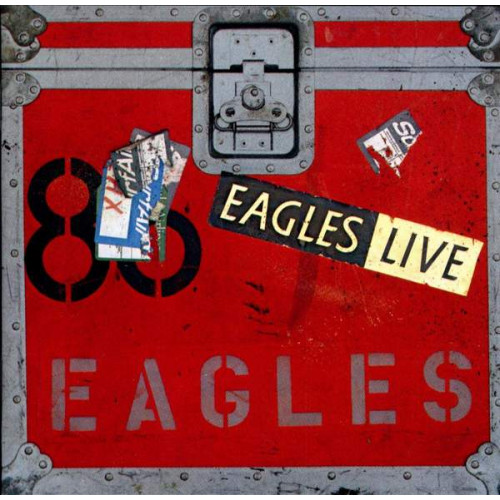 Eagles - Live ( 2 cd )