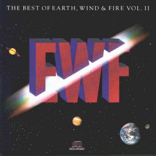 Earth, Wind & Fire - The Best Of Earth, Wind & Fire Vol. II