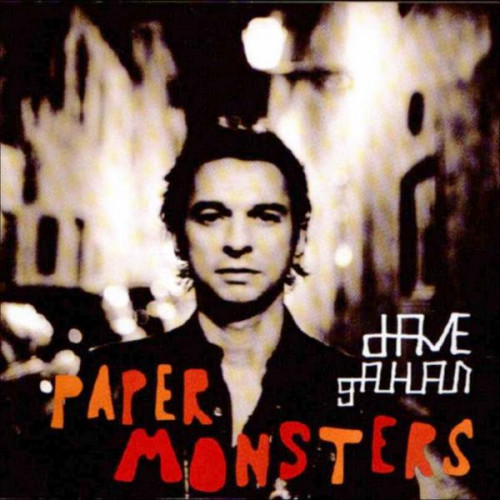 Gahan Dave - Paper Monsters ( Limited Edition + dvd )