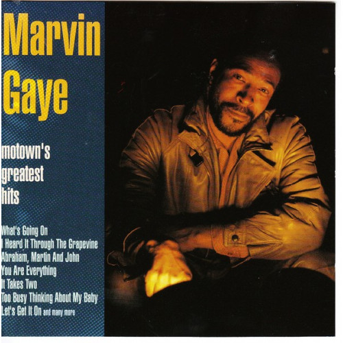 Gaye Marvin - Motown' s Greatest Hits