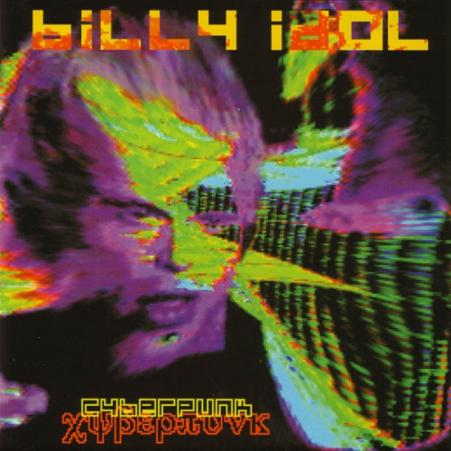 Idol Billy - Cyberpunk