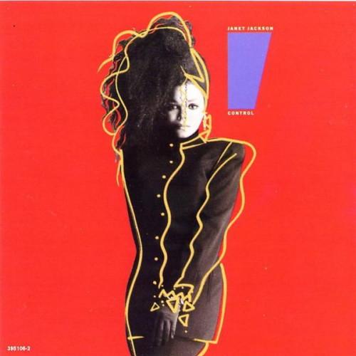 Jackson Janet - Control