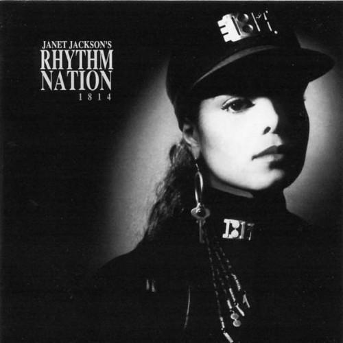 Jackson Janet - Rhythm Nation 1814