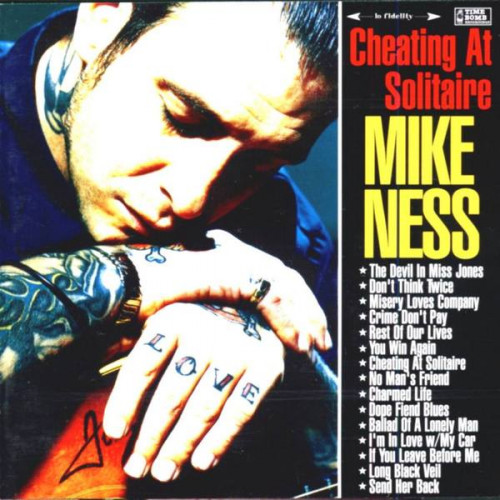 Ness Mike - Cheating At Solitaire
