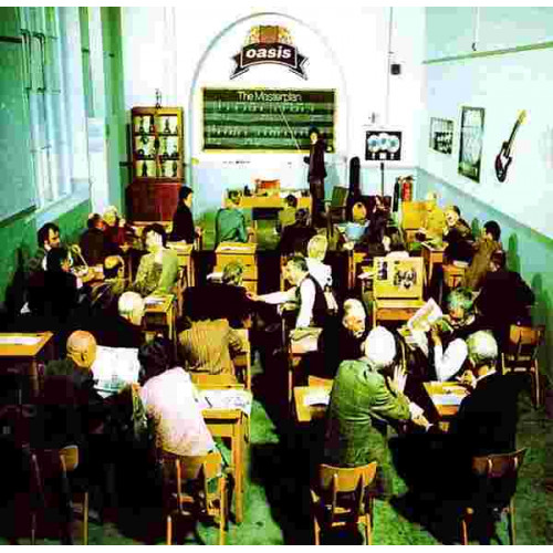 Oasis - The Masterplan, A Collection Of The Best Of The B Sides