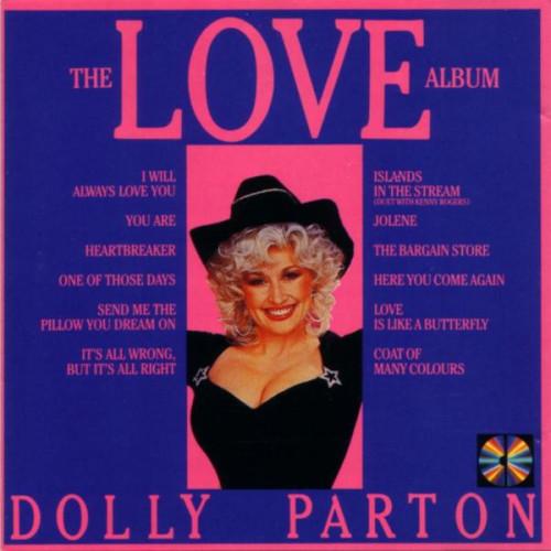 Parton Dolly - The Love Album