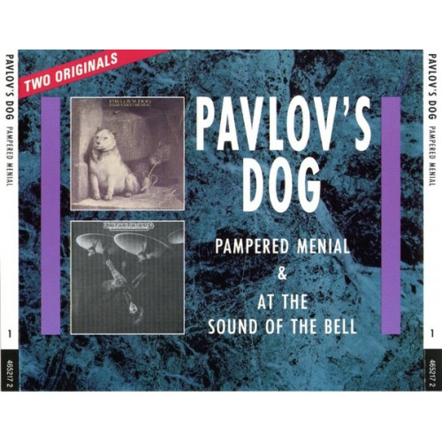 Pavlov' s Dog - Pampered Menial / At The Sound Of The Bell ( 2 cd )